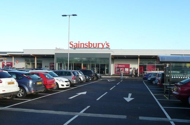 Sainsbury S At Whitby 169 Humphrey Bolton Cc By Sa 2 0
