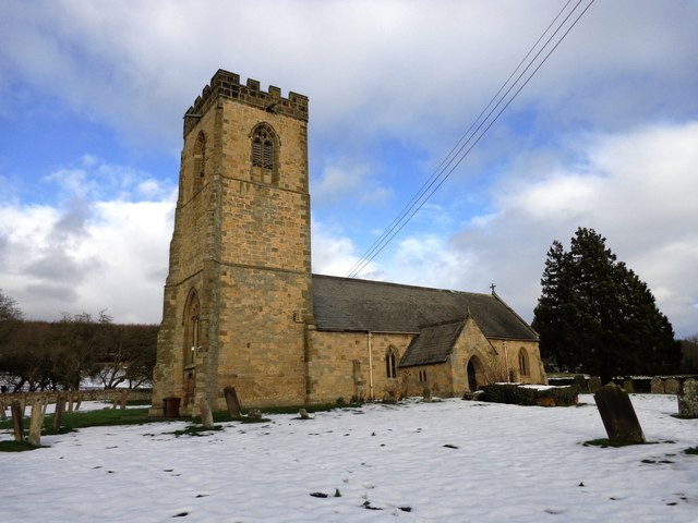 St John's Church, Allerston © Bill Henderson :: Geograph Britain