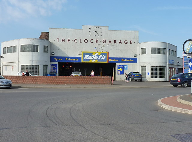 The Clock Garage, Woodville