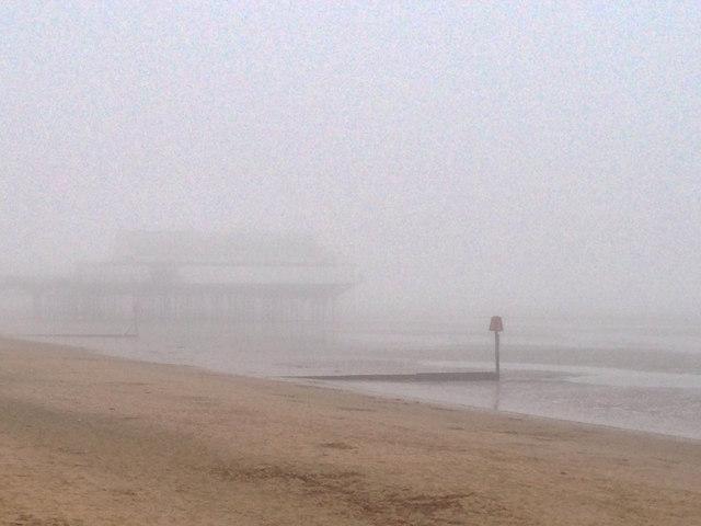 Image result for cleethorpes fog image