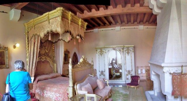 Arundel Castle Queen Victoria S Bedroom 169 Len Williams