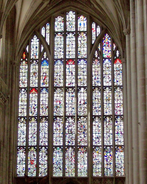 Winchester Cathedral West Window 169 Len Williams Cc By Sa