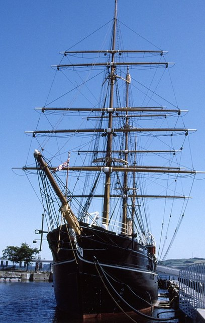 Rrs Discovery Dundee 169 Jeff Buck Geograph Britain And