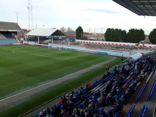 London Road Stadium Peterborough Richard Humphrey Cc By Sa20 Geograph Britain And