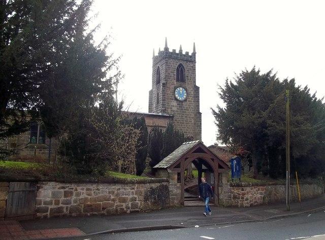 St Peter S Church In Chellaston 169 Jonathan Clitheroe