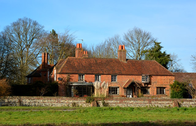 Peppard Cottage Rotherfield Peppard 169 Edmund Shaw