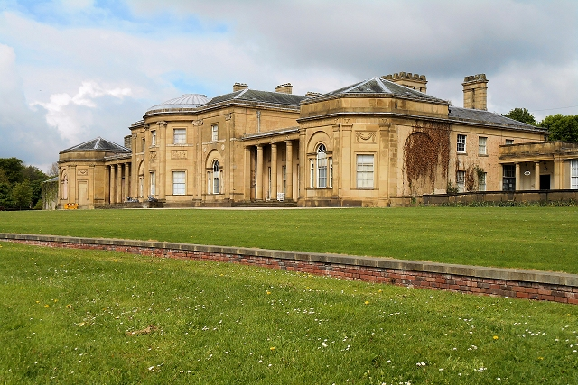 Image result for the hall heaton pARK