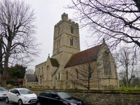 St Mary's Church, Felmersham © PAUL FARMER cc-by-sa/2.0