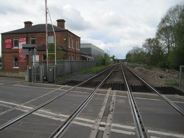 Northallerton Train Station