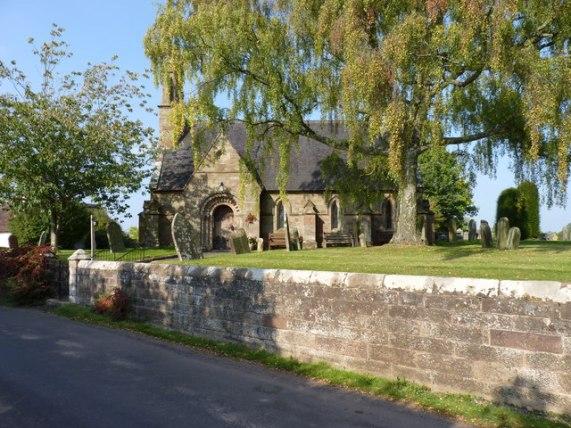 St Mary's Church, Elmbridge, © Jeff Gogarty :: Geograph Britain