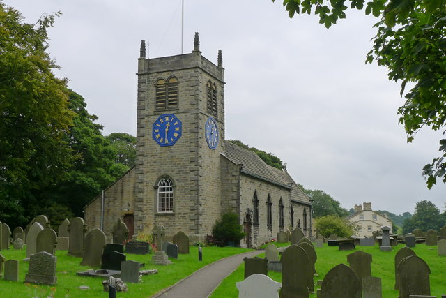 Church of St Peter, Addingham © Tim Heaton :: Geograph Britain and