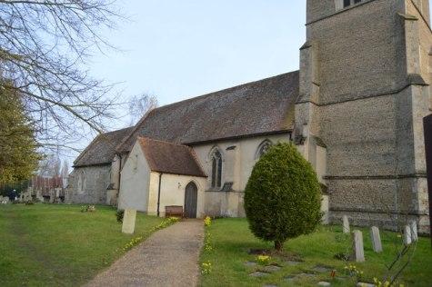 Church of St Peter © N Chadwick cc-by-sa/2.0 :: Geograph Britain