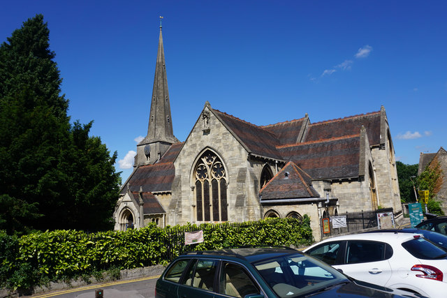 Holy Trinity Church, Stroud © Bill Boaden cc-by-sa/2.0 :: Geograph