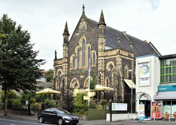 """""""The Vestry"""", Lisburn Road, Belfast... © Albert Bridge cc ..."""