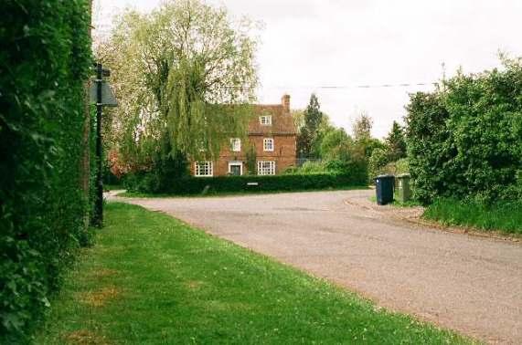 View Farm farmhouse, Dry Drayton © Martin Tester :: Geograph