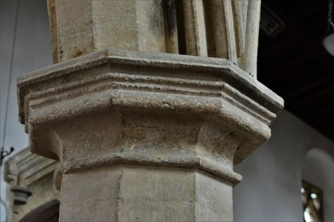 Felmersham, St. Mary's Church: Nave © Michael Garlick cc-by-sa