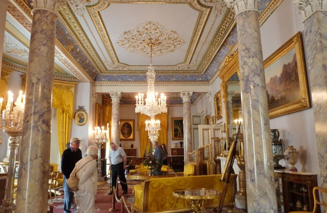 Interior Of Osborne House Isle Of Wight 169 Derek Voller