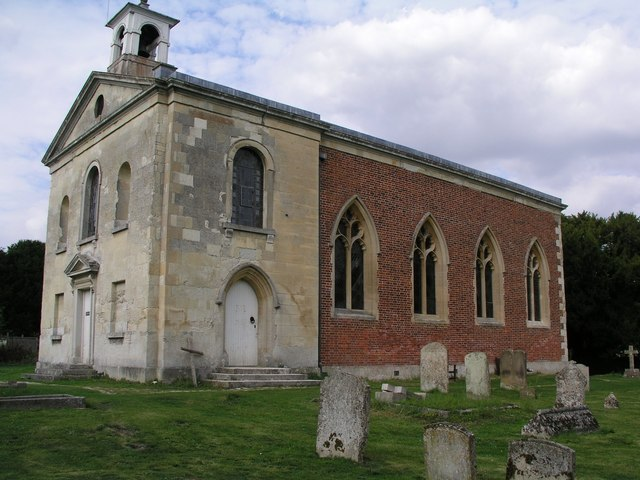 Wimpole, St Andrew's Church © Brian Westlake :: Geograph Britain