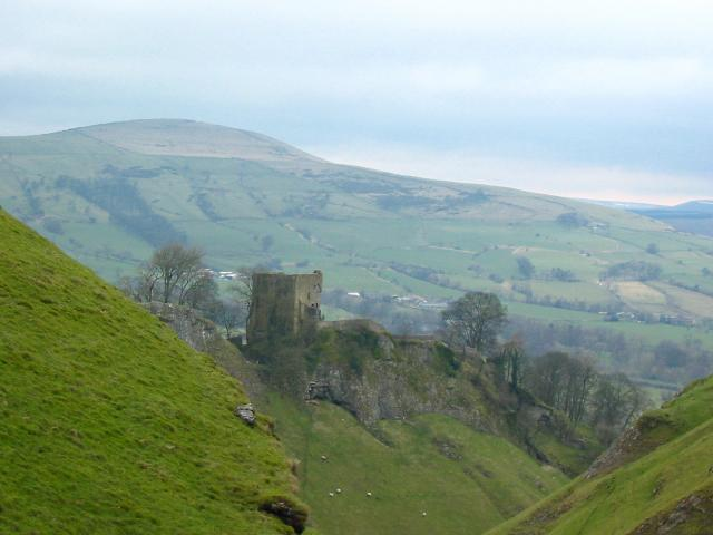 Peveril Castle
