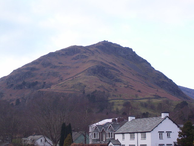 Helm Crag as I didn't see it
