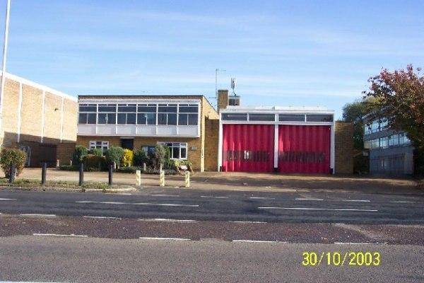 Stanmore Fire Station Honeypot Lane 169 Nigel Cox