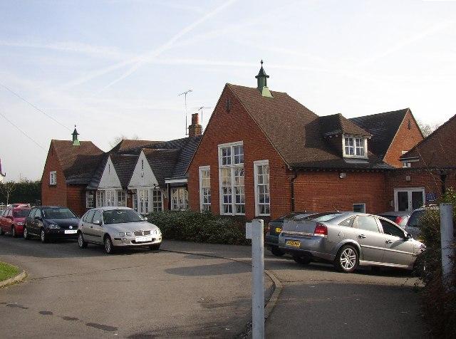 Primary School, Ash Street, Ash, Surrey © Humphrey Bolton