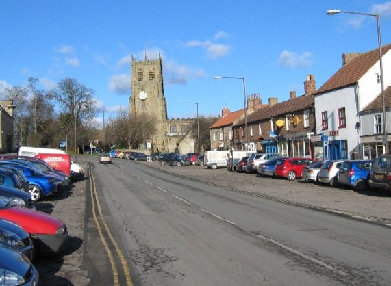 Bedale © Hill Walker cc-by-sa/2.0 :: Geograph Britain and Ireland