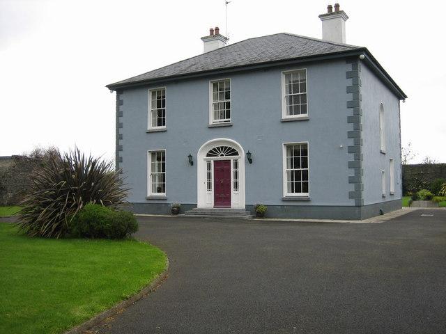 Georgian House Brian Shaw Geograph Ireland