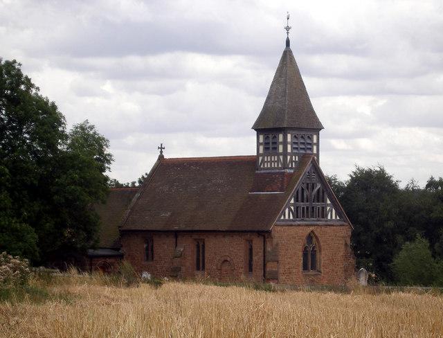 St Bartholomew's, Little Packington © John Evans :: Geograph