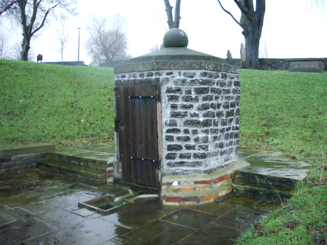 The Holy Well at St Mary the Virgin, Thornton-in-Craven