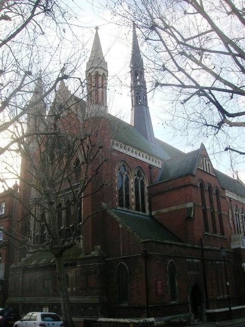 St Cuthbert's Church, Philbeach Gardens, London SW5