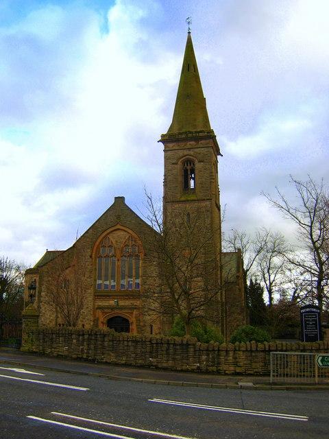 Malone Presbyterian Church Belfast Rossographer Cc By
