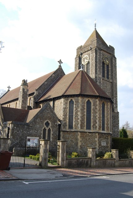 St Lukes Church Tunbridge Wells 169 N Chadwick Geograph