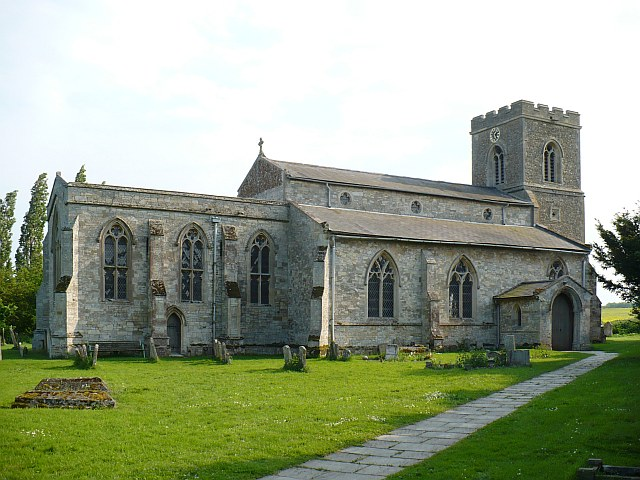 St Peter and St Paul, Dry Drayton © Robin Drayton cc-by-sa/2.0