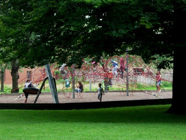 Wellholme Park Childrens Playground Alison Marchant