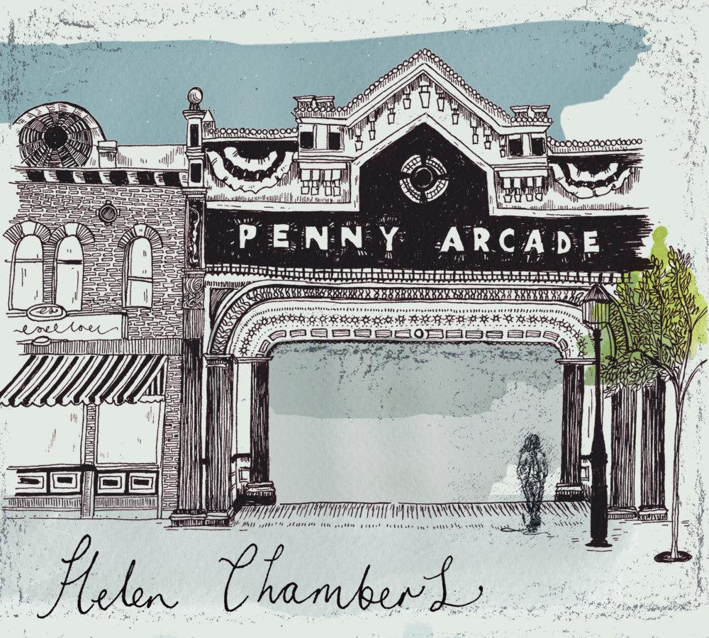 helen chambers penny arcade