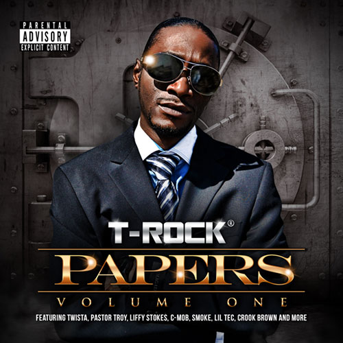 T-Rock - Papers, Vol. 1
