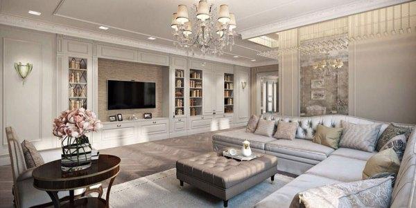 Самая дорогая квартира в Москве сдается в аренду за 4,8 ...