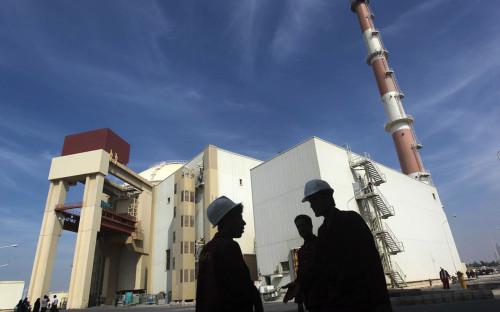 Bushehr NPP & quot;  in Iran
