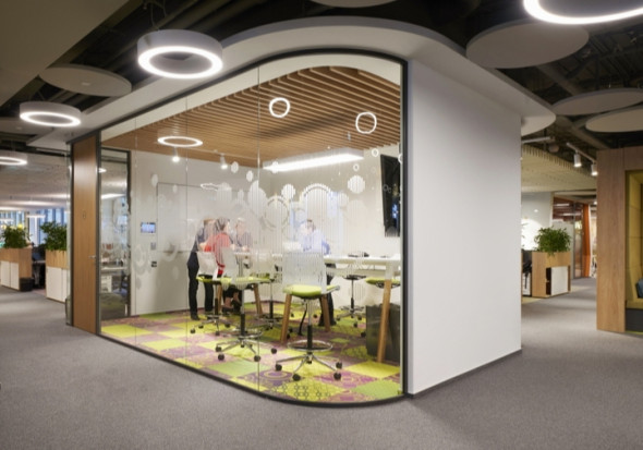 Как выглядит штаб-квартира «Сбера»: фото