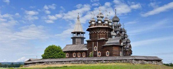 Дворцы, храмы и усадьбы: угадай российский город по зданию ...
