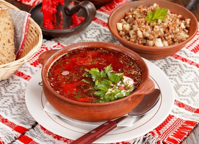 101097 ukrainskaya kukhnya - The best dishes of Ukrainian cuisine