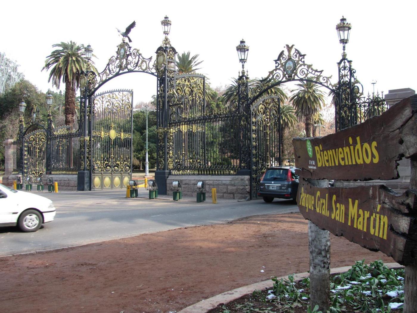 Wikiloc | Foto de Parque General San Martín - Mendoza (1/2)