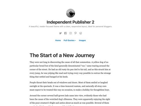 Crear un sitio — WordPress.com