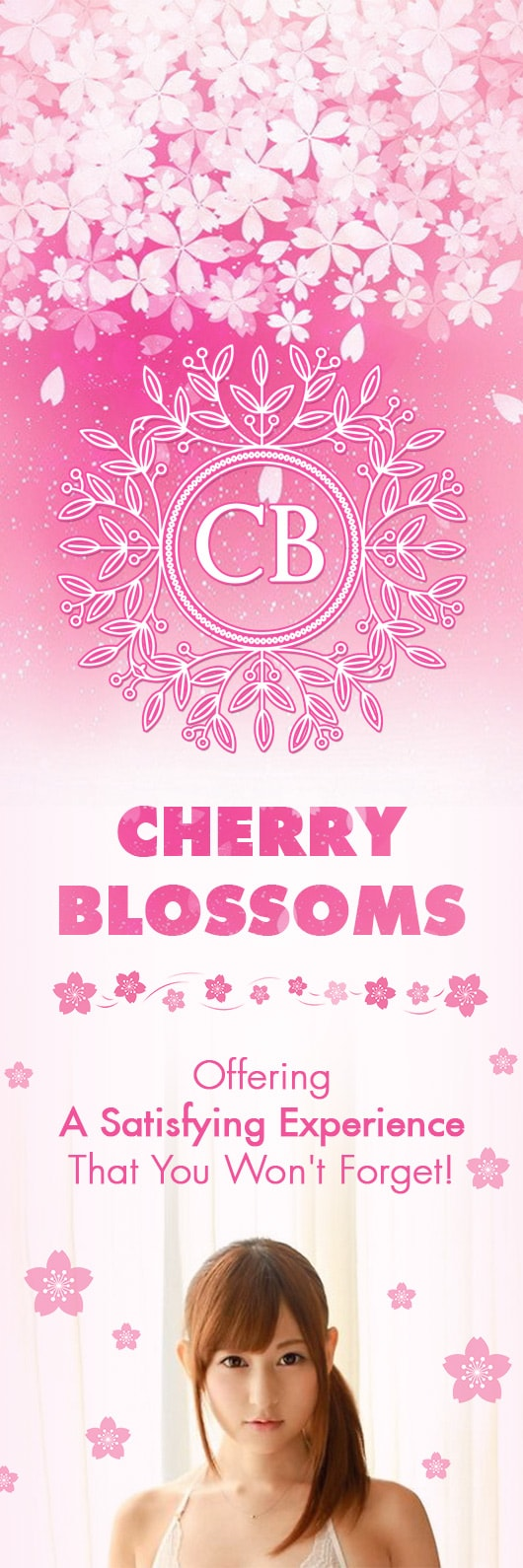 Cherry Blossoms Promotion