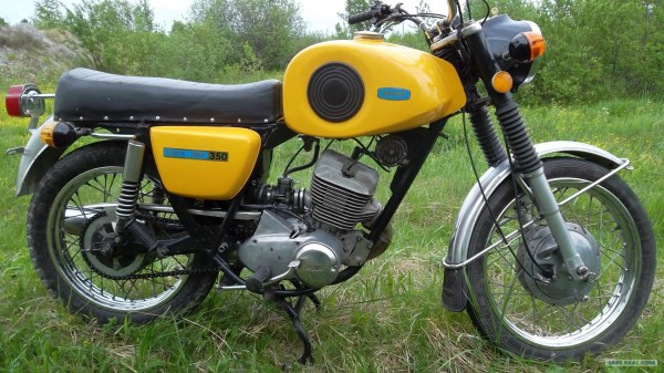 Красивые фото мотоциклов ЯВА - ЯПлакалъ
