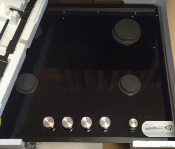 Газовая варочная панель Bosch PRP626M70E на обмен - ЯПлакалъ