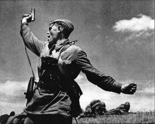 Фотохроника Великой Отечественной войны - ЯПлакалъ