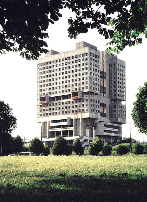 Грандиозные сооружения советской архитектуры - ЯПлакалъ