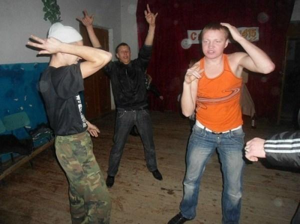 Дискотеки в сельских клубах - ЯПлакалъ
